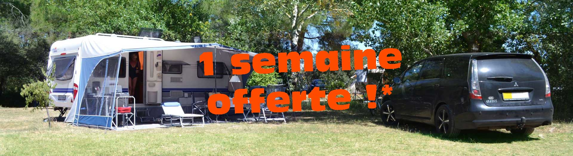 camping pas cher location pont du gard offre speciale. Black Bedroom Furniture Sets. Home Design Ideas